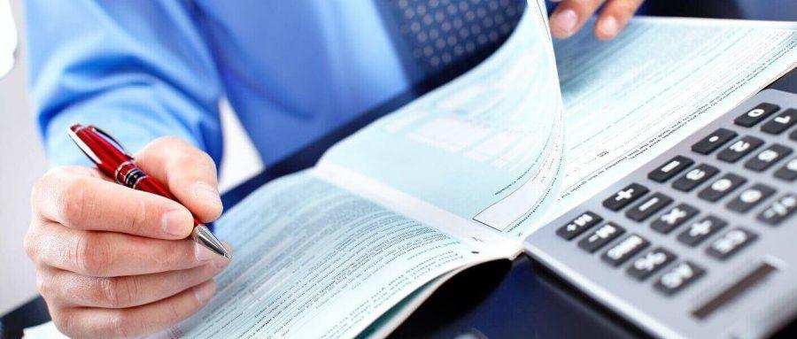 relatório fiscal
